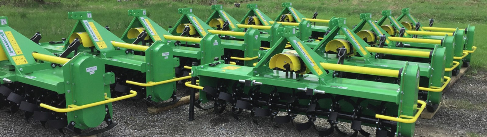 Bomet farm machines