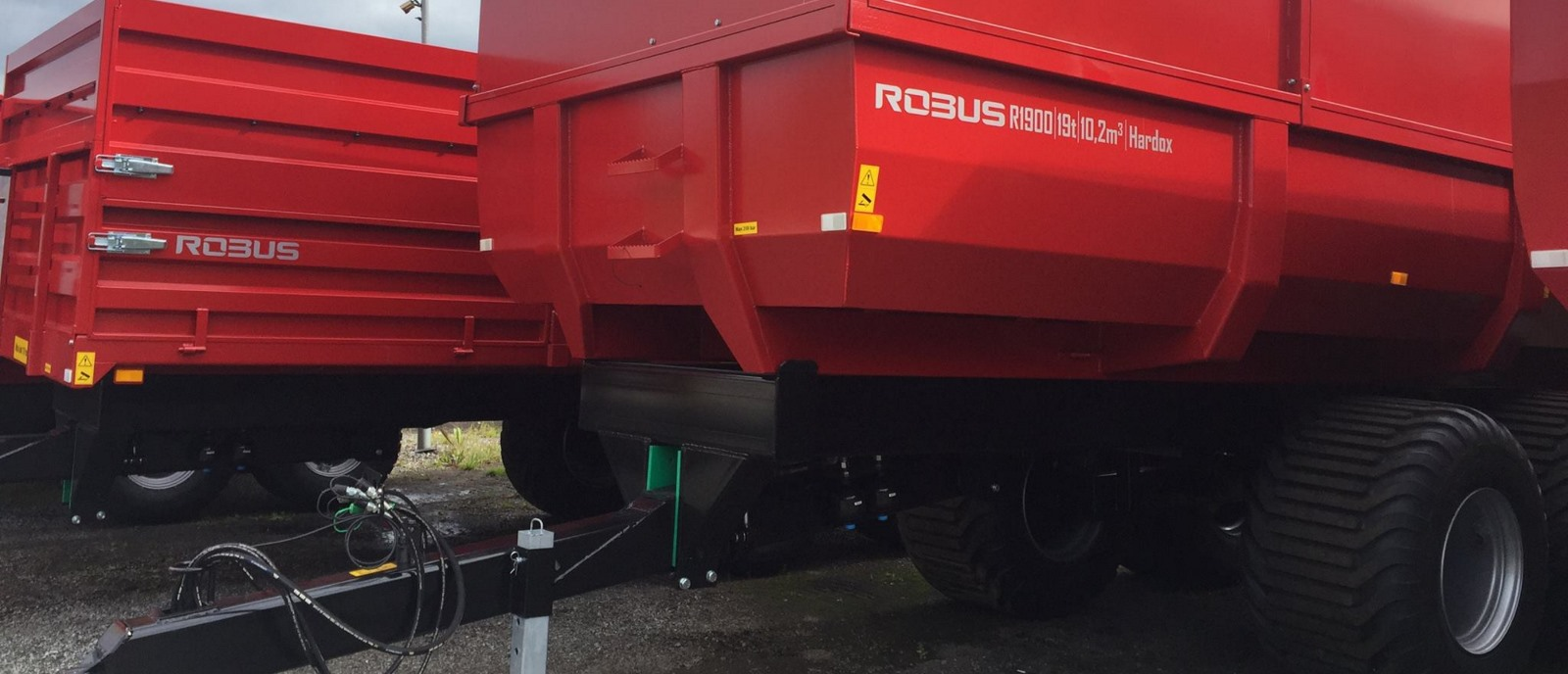 ROBUS trailers